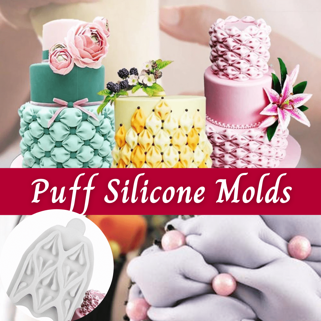 Puff Silicone Molds