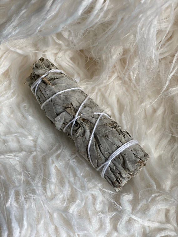 White Sage Smudge Stick - Royally Fit