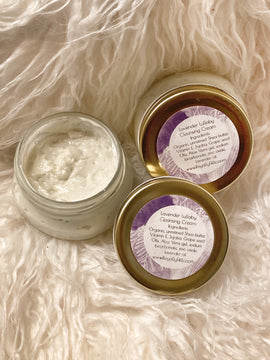 Lavender Lullaby Cleansing Cream - RoyallyFit