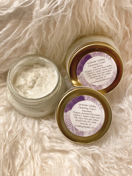 Lavender Lullaby Cleansing Cream