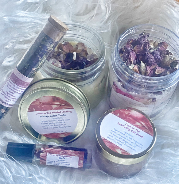 Self-Care Herbal Healing Kit - RoyallyFit