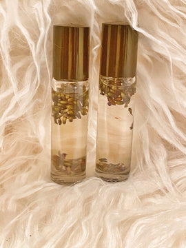 Lavender Lullaby Holistic Healing Lip Oil - Royally Fit
