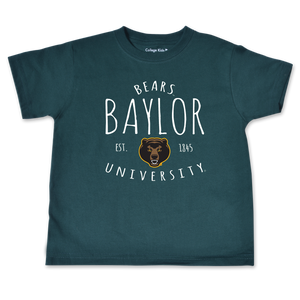 Baylor Bears Toddler Short Sleeve Tee