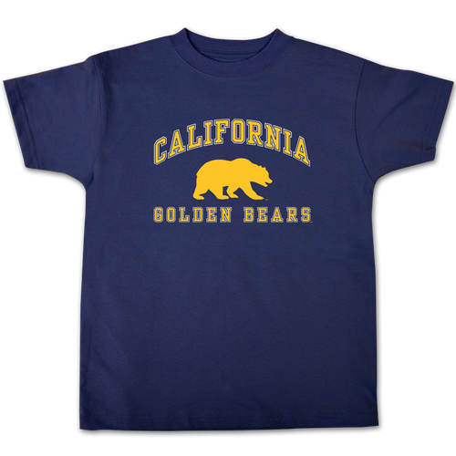California Golden Bears Youth Short Sleeve Tee