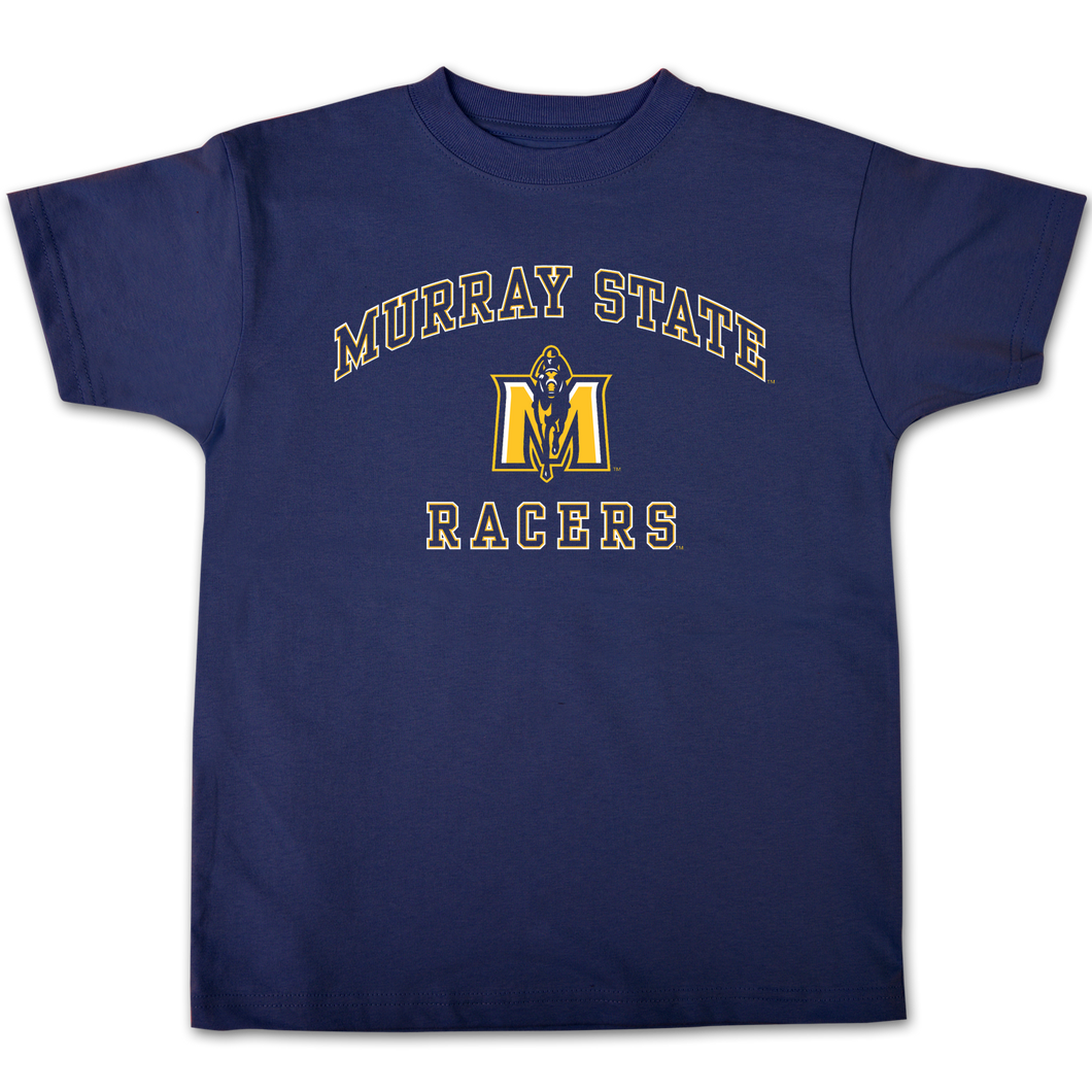 Murray State Racers Youth Short Sleeve Tee