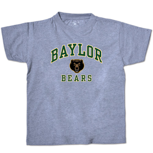Baylor Bears Youth Short Sleeve Tee