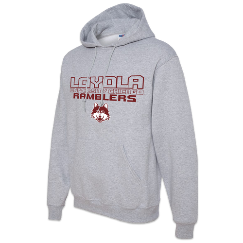 Loyola University Ramblers Adult Hooded Sweatshirt