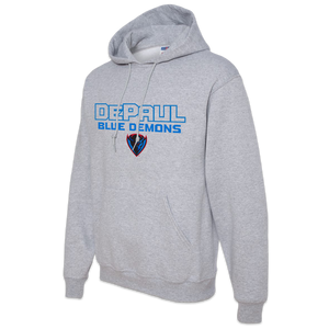 DePaul Blue Demons Adult Hooded Sweatshirts