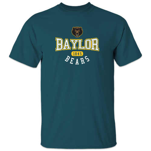 Baylor Bears Adult Short Sleeve Tee