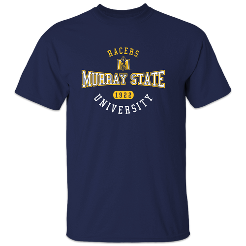 Murray State Racers Adult Short Sleeve Tee