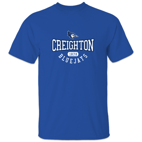 Creighton Blue Jays Adult Short Sleeve Tee