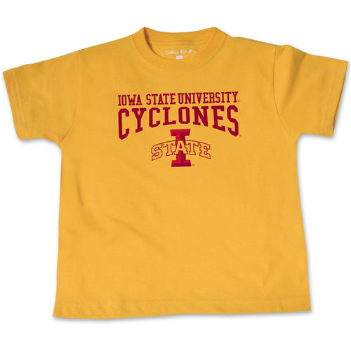 Iowa State Cyclones Toddler Short Sleeve Tee