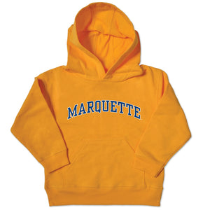 Marquette Golden Eagles Toddler Hooded Sweatshirt