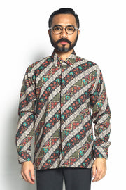 Wd Batik Long Sleeve 05