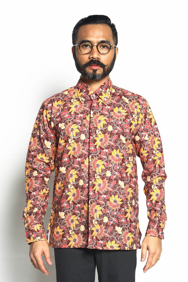 Wd Batik Long Sleeve 03