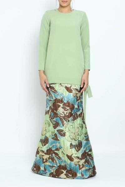 Baju Kurung Kaylaa in Green