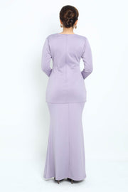 Baju Kebaya Ash in Dusty Purple