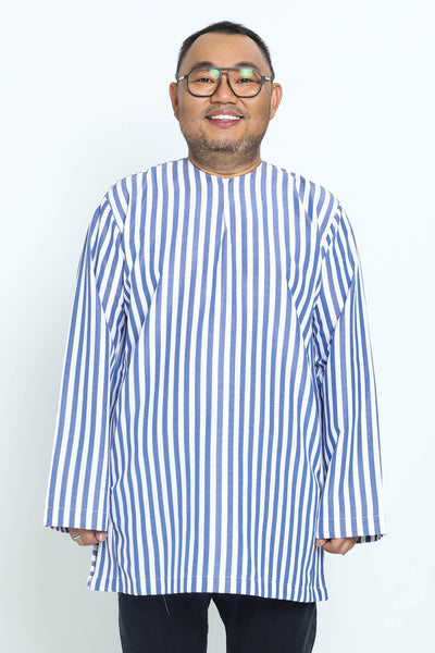 Kurta Meerza in Blue