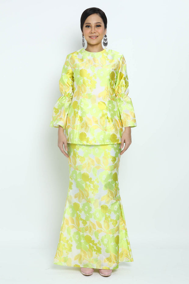 Baju Kurung Najeeha in Green