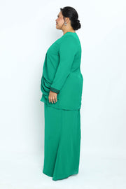 Baju Kurung Shanaa in Green