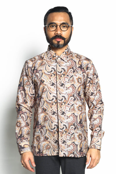 Wd Batik Long Sleeve 04