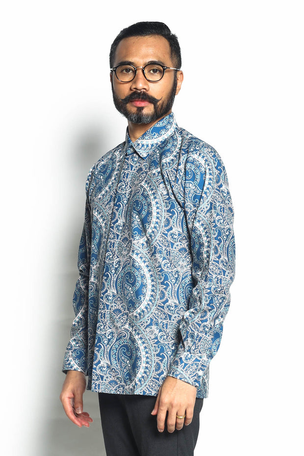 Wd Batik Long Sleeve 02