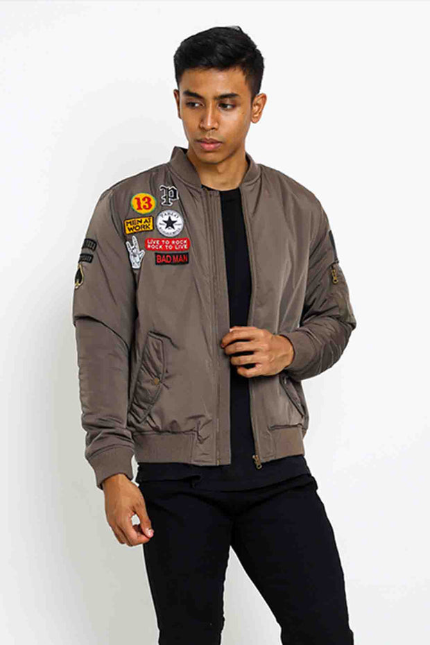 WD MEN BOMBER JACKET
