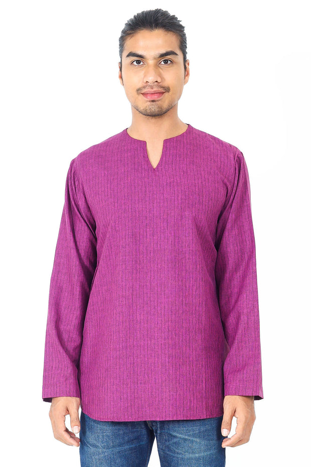 COTTON STRIPE Tirana Kurta