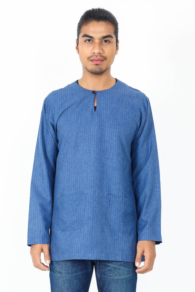 COTTON LINEN Nadim Kurta