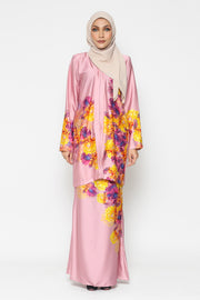 WH Kebaya Purple Bloom in Pink