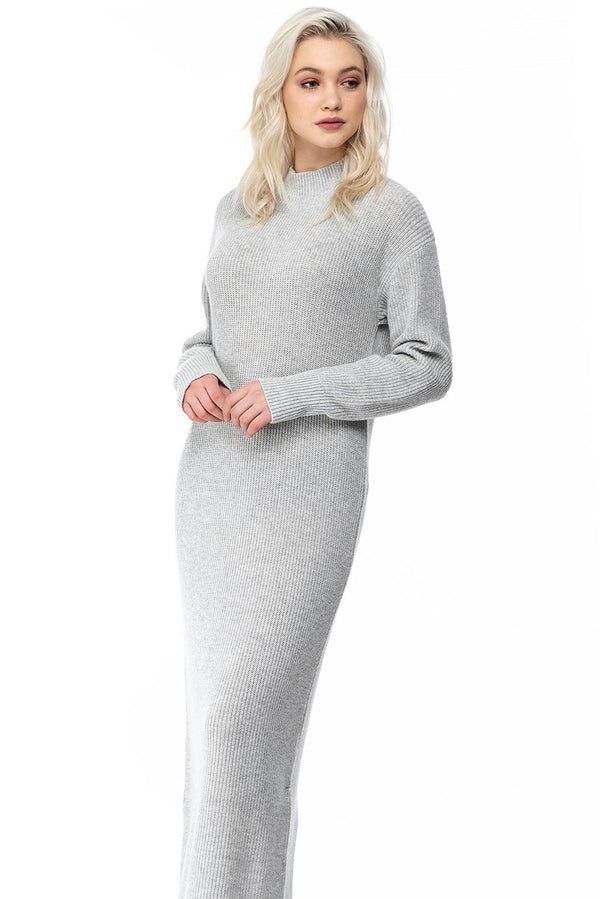 LA THUILLE | Maxi dress in wool and cashmere