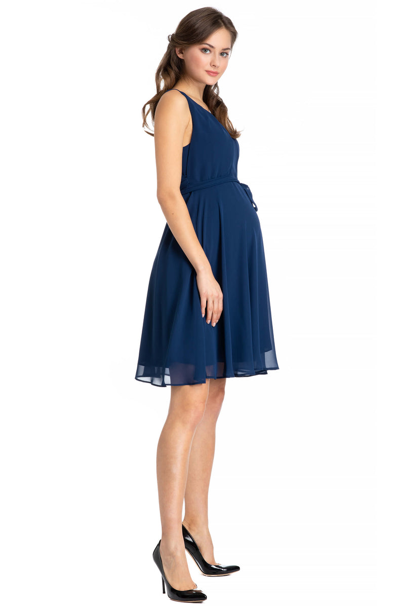 TAMIGI | Chiffon Maternity Dress