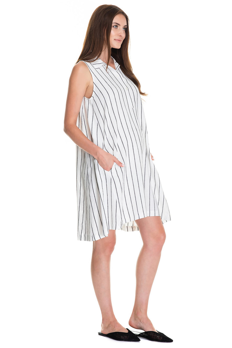 NARCISO | Maternity Dress in Linen