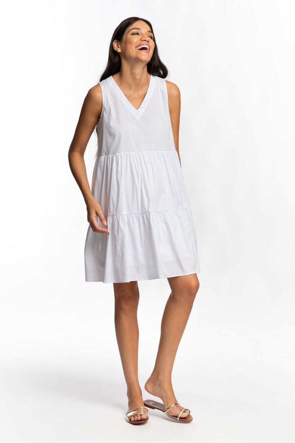 MELODY | V-Neck Maternity Dress