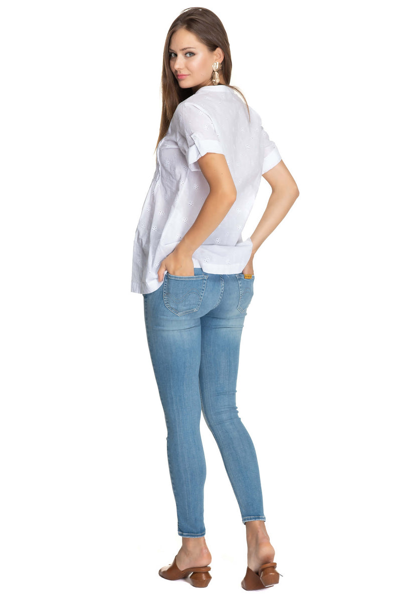 JEGGINGS W013 | Maternity Jeans
