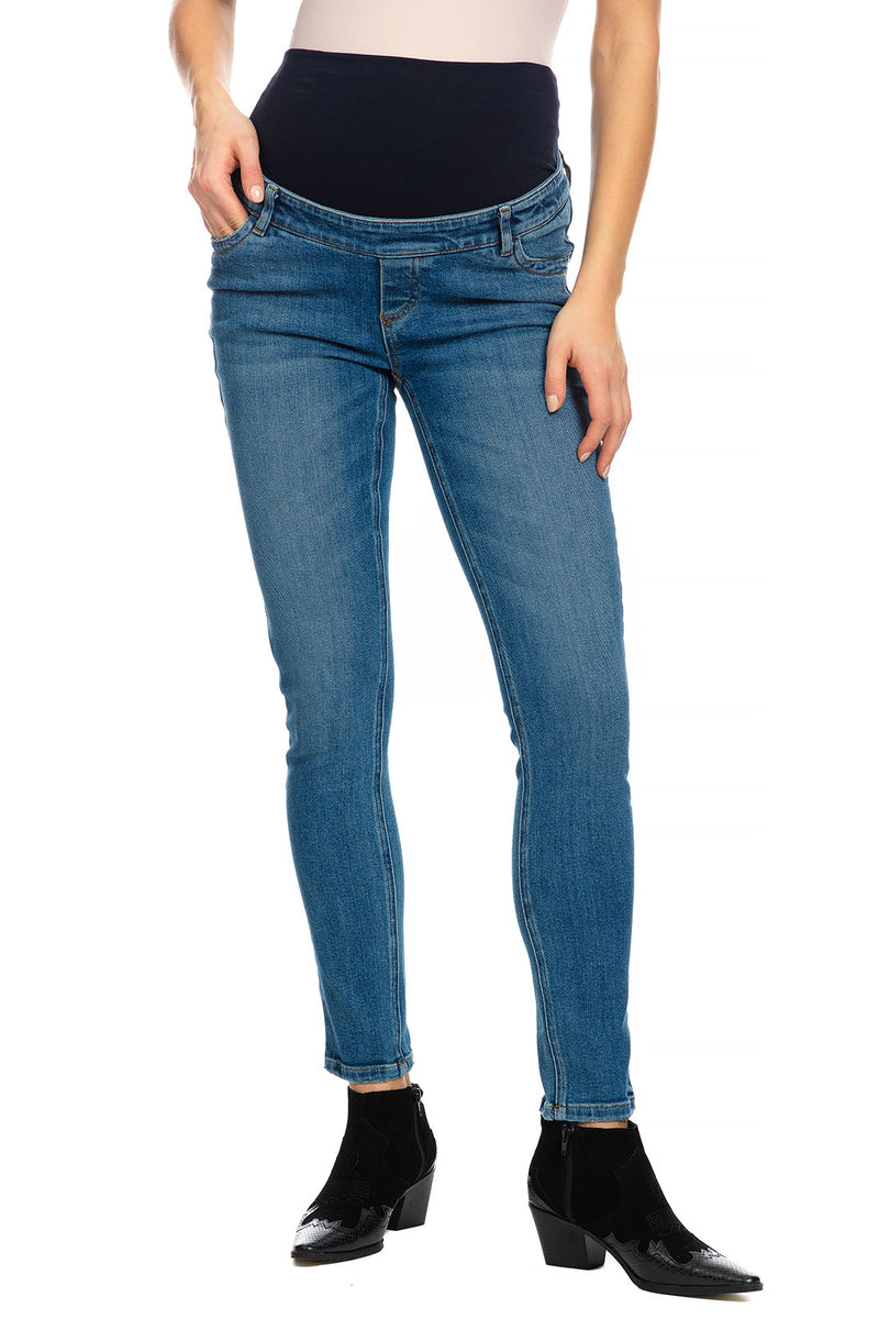 JEGGINGS W048 | Jeans Premaman