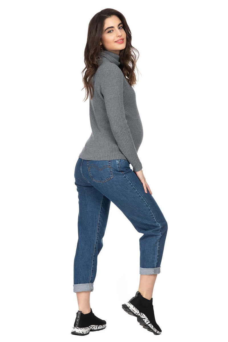 MOM FIT | Jeans Premaman