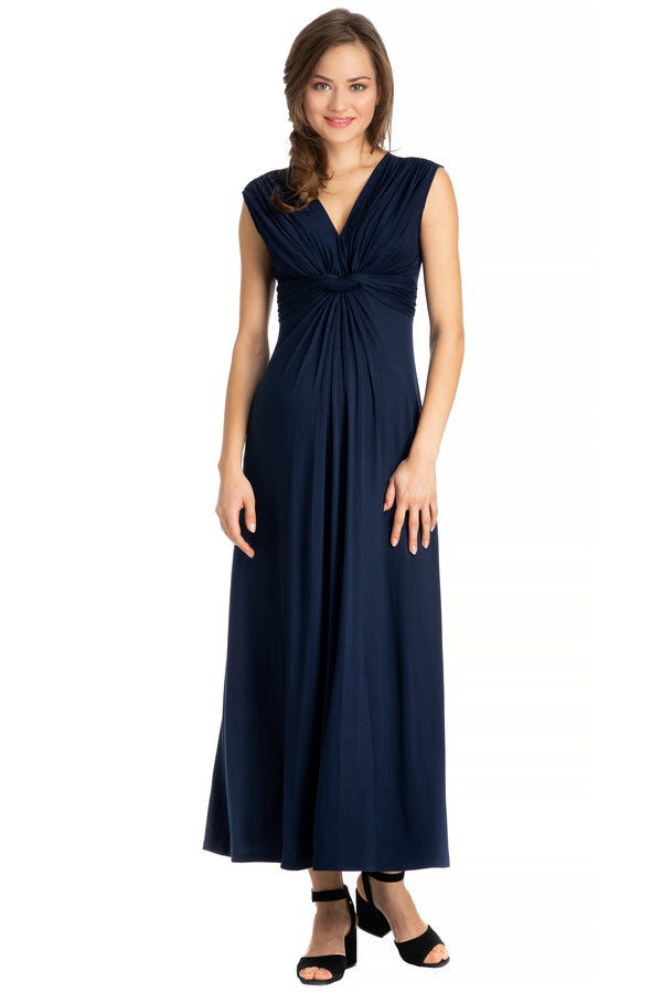 PAPAVER | Maternity and Nursing Maxi Dress