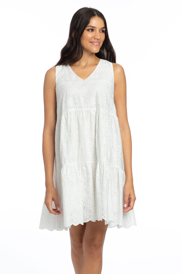 MELODY | Sangallo Lace Dress