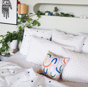 Bed Linen I Buy Bedding online Australia I Pastel and Leaf Interiors