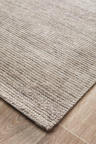 Allure Stone Cotton Rayon Rug