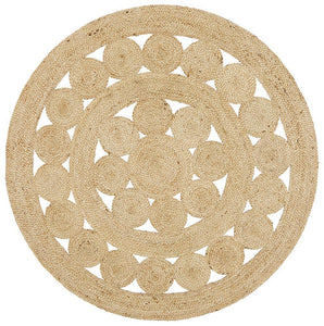 Rug Culture Atrium Pilu Natural Rug