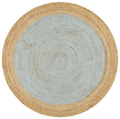 Rug Culture Atrium Polo Round Blue