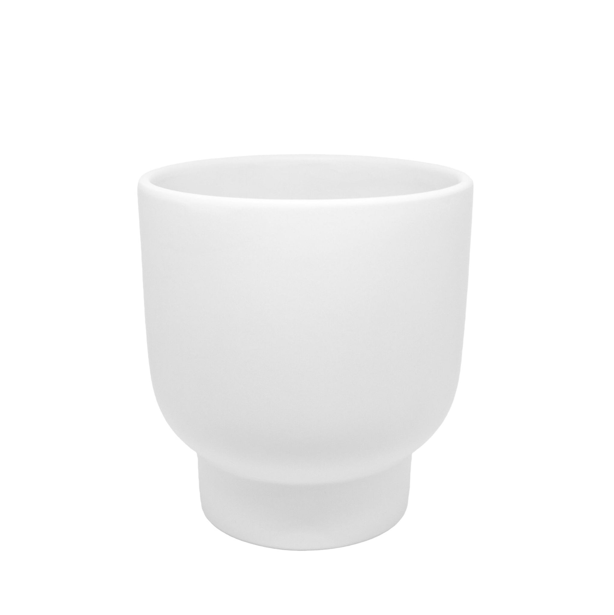 General Eclectic Stockholm Planter White - Medium
