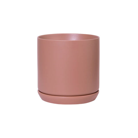 General Eclectic Large Oslo Planter Dusty Pink