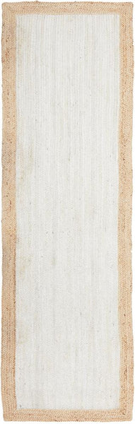 Rug Culture Noosa 333 White Natural Rug
