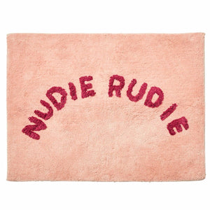 Sage and Clare Tula Nudie Bath Mat - Blush