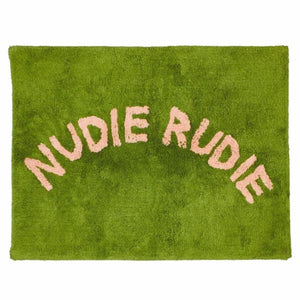 Sage and Clare Tula Bath Mat Pickle