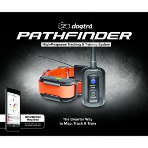 Dogtra Pathfinder GPS Tracking & Remote Training Collar