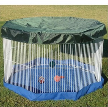 Load image into Gallery viewer, Clean Living Small Animal Playpen Cover